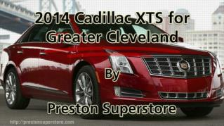 ppt 41972 2014 Cadillac XTS for Greater Cleveland