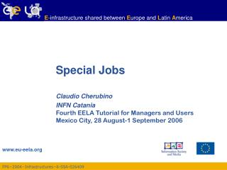 Special Jobs