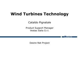 Wind Turbines Technology