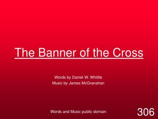 The Banner of the Cross
