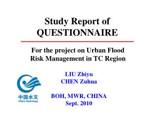 Study Report of QUESTIONNAIRE