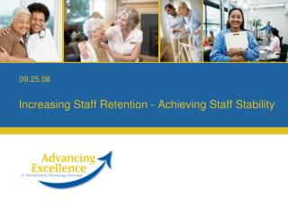 Increasing Staff Retention - Achieving Staff Stability