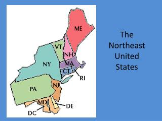 The Northeast United States