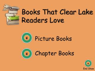 Books That Clear Lake Readers Love