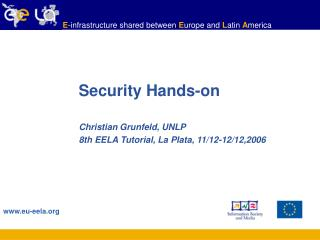 Security Hands-on