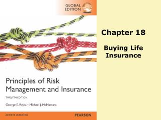 Chapter 18 Buying Life Insurance