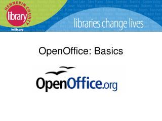 OpenOffice: Basics