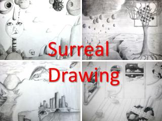 Surreal Drawing