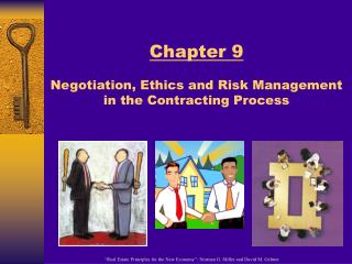 Chapter 9 Negotiation, Ethics and Risk Management in the Contracting Process