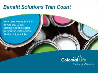 Benefit Solutions That Count