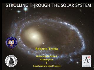 STROLLING THROUGH THE SOLAR SYSTEM