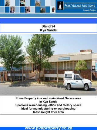 pvaproperty.co.za
