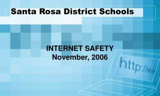Santa Rosa District Schools