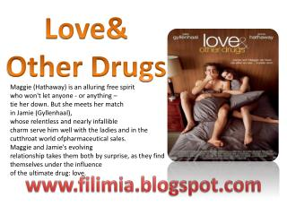 Watch Love and Other Drugs
