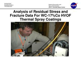 Analysis of Residual Stress and Fracture Data For WC-17%Co HVOF Thermal Spray Coatings