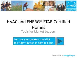 HVAC and ENERGY STAR Certified Homes