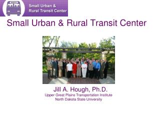 Small Urban  Rural Transit Center