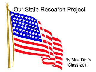 Our State Research Project