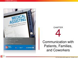Communication with Patients, Families, and Coworkers