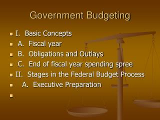 Government Budgeting
