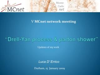 V MCnet  network meeting