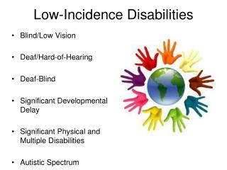 Low-Incidence Disabilities
