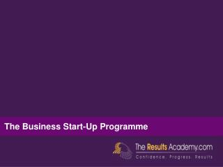 Business Startup Coach offers Business Startup Course