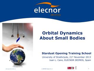 Orbital Dynamics About Small Bodies