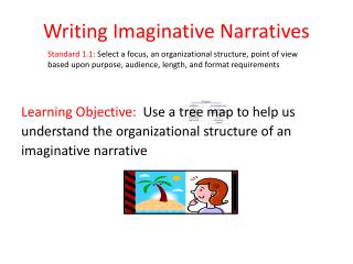 Writing Imaginative Narratives