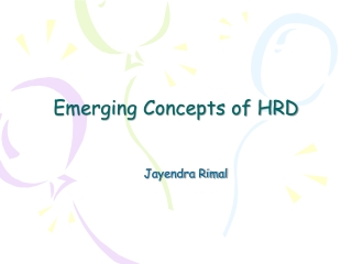 Issues, Challenges, and Theoretical Developments in HRM