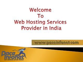 Affordable Web Hosting Companies Pune