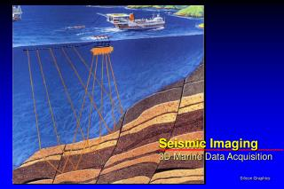 Seismic Imaging 3D Marine Data Acquisition