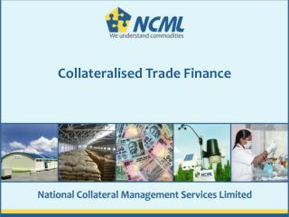 Collateralised Trade Finance