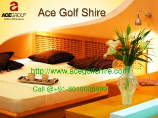 ACE Golf Shire - Residential Project Noida Sector - 150