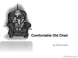 Comfortable Old Chair