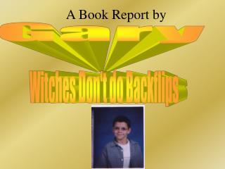 A Book Report by