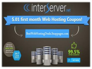 InterServer Coupon | InterServer Coupons 2014