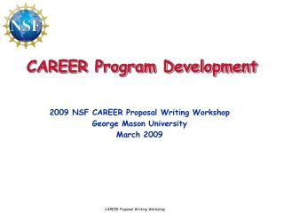 CAREER Program Development