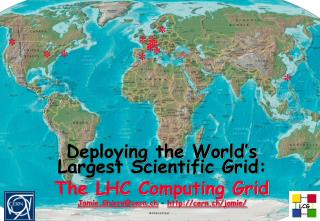Deploying the World's Largest Scientific Grid: The LHC Computing Grid