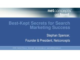 SEO optimisation best kept secrets