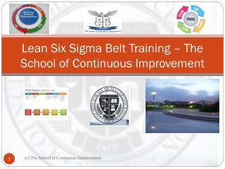 Lean Six Sigma Belt Training – The School of Continuous Improvement