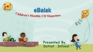 CD Magazine - eBalak