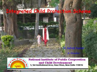 Integrated Child Protection Scheme