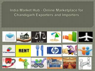 India Market Hub – Chandigarh Exporters and Importers