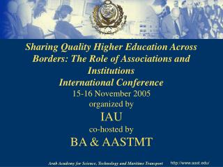 Across Borders Higher Education