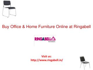 Buy Office & Home Furniture Online at Ringabell