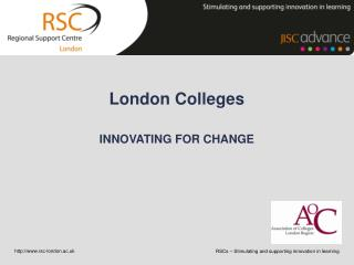 London Colleges