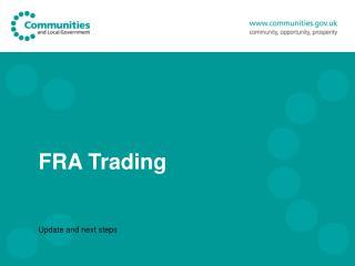 FRA Trading