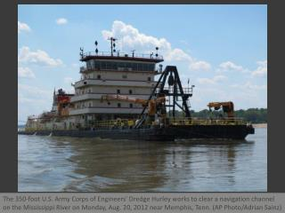 Drought closes 11 miles of Mississippi River