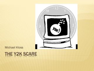 The Y2K Scare